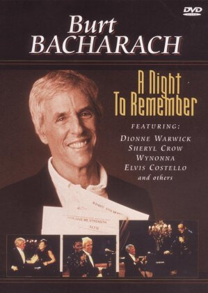 Bacharach Burt - A night to remember (2 DVDs)