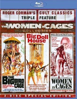 Roger Corman's Cult Classics - The Women in Cages Collection (2 Blu-rays)