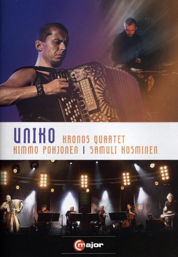 Kronos Quartet - Uniko