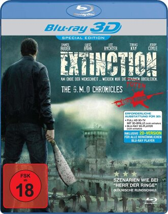 Extinction - The G.M.O. Chronicles (2010) (Uncut)