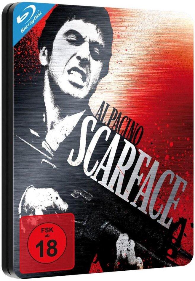 Scarface (1983) (Edizione Limitata, Steelbook)