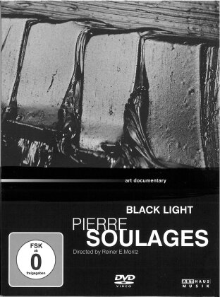 Pierre Soulages - (Arthaus - Art Documentary) (2017)