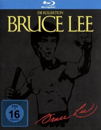 Bruce Lee - Die Kollektion (Uncut, 4 Blu-rays)