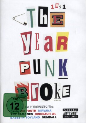 Sonic Youth, Nirvana, … - 1991 - The Year Punk Broke