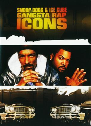 Snoop Dogg & Ice Cube - Gangsta Rap Icons (2 DVDs)