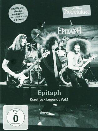 Epitaph - Live at Rockpalast - Krautrock Legends Vol. 1 (2 DVDs)