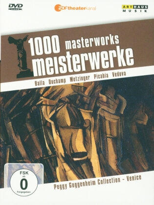 1000 Meisterwerke - Peggy Guggenheim Collection - Venice