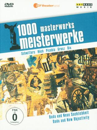 1000 Meisterwerke - Dada und Neue Sachlichkeit