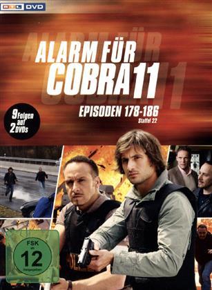 Alarm für Cobra 11 - Staffel 22 (2 DVDs)
