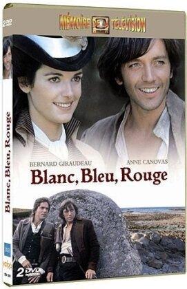 Blanc, bleu, rouge (1981) (Mémoire de la Télévision, 2 DVDs)