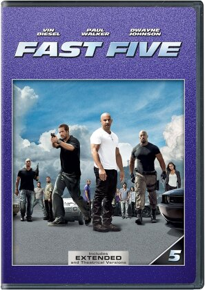 Fast Five (2011) (Unrated)
