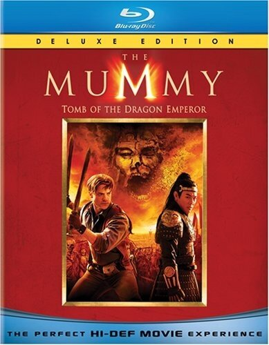The Mummy: Tomb of the Dragon Emperor (2008) (Deluxe Edition, Blu-ray + Digital Copy)
