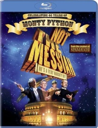Monty Python - Not the Messiah - He's a Very Naughty Boy