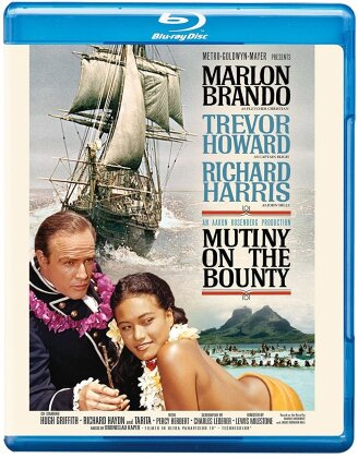 Mutiny on the Bounty (1962) (Remastered)