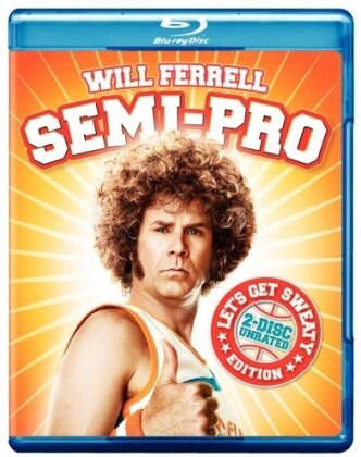 Semi-Pro (2008) (Special Edition, Unrated, 2 Blu-rays)