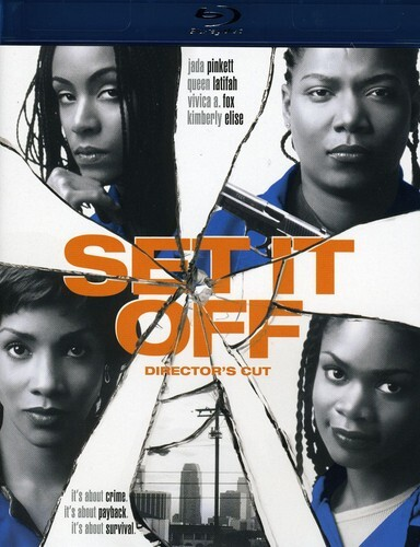Set it off (Deluxe Edition, Director's Cut)