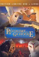 Le royaume de Ga'Hoole - La légende des gardiens (Limited Edition, DVD + Buch)