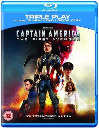 Captain America - The First Avenger (2011) (Blu-ray + DVD)