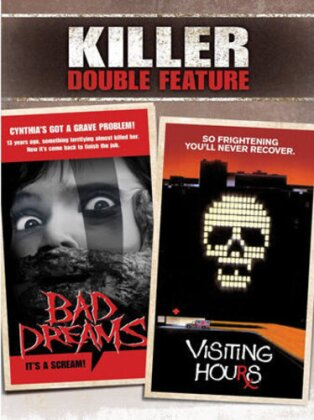 Killer Double Feature: - Bad Dreams / Visiting Hours (2 DVDs)