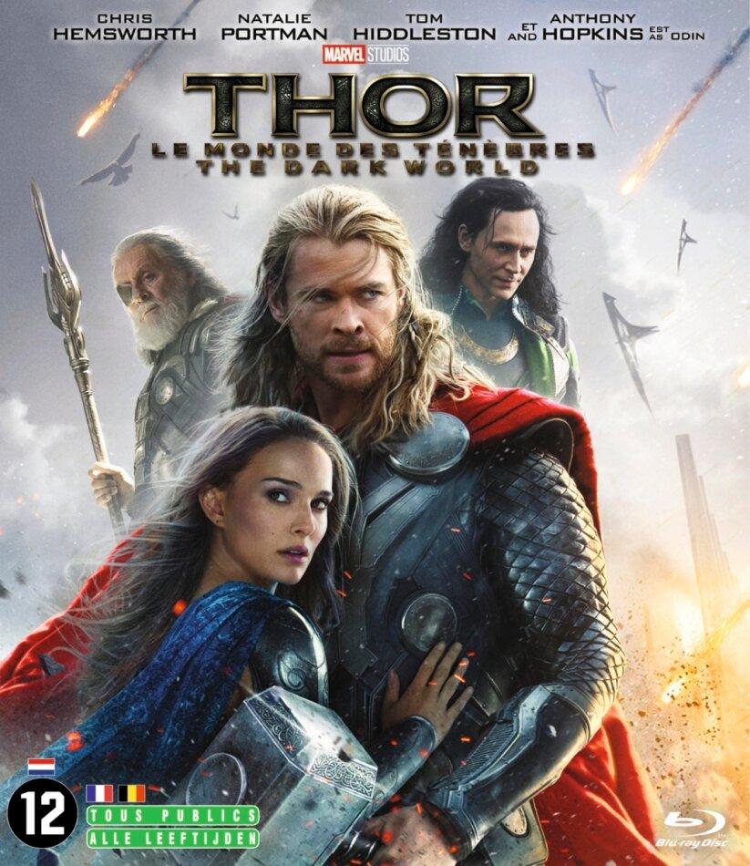 Thor 2 - Le monde des ténèbres (2013)