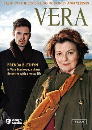 Vera - Set 1 (4 DVDs)