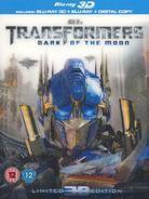 Transformers 3 - Dark of the Moon (3D & 2D) (2011)