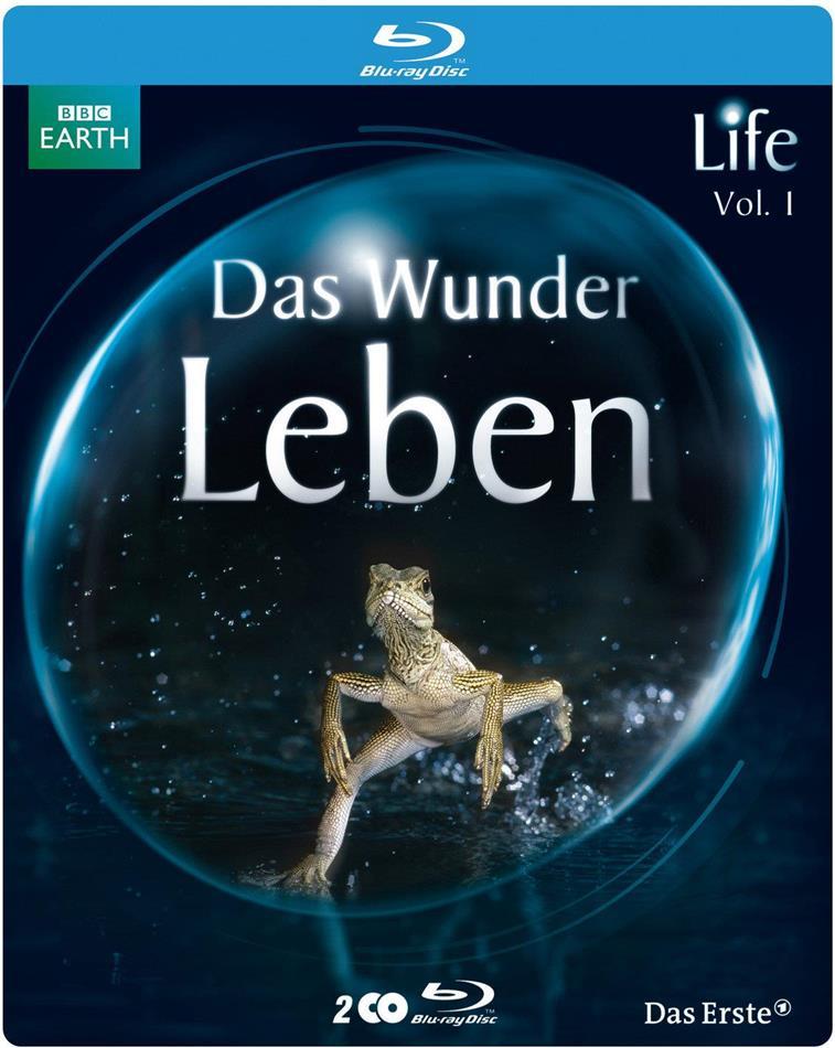 Das Wunder Leben - Life - Staffel 1 (BBC Earth, Limited Edition, Steelbook, 2 Blu-rays)