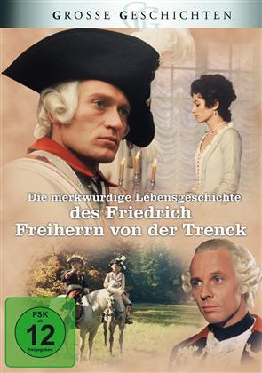 Die merkwürdige Lebensgeschichte des Friedrich Freiherrn von der Trenck - Grosse Geschichten 44 (3 DVDs)