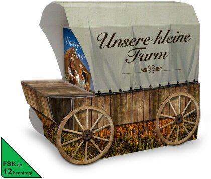 Unsere kleine Farm - Komplettbox (58 DVDs)