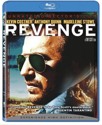 Revenge (1990) (Director's Cut, Unrated)