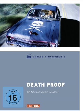 Grindhouse - Death Proof (2007) (Grosse Kinomomente)