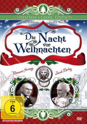 Die Nacht vor Weihnachten - A Christmas Carol - Eine Weihnachtsgeschichte (1954)