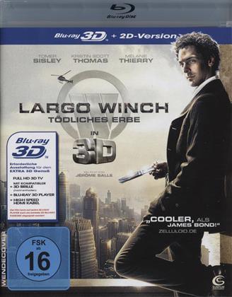 Largo Winch - Tödliches Erbe (2008)