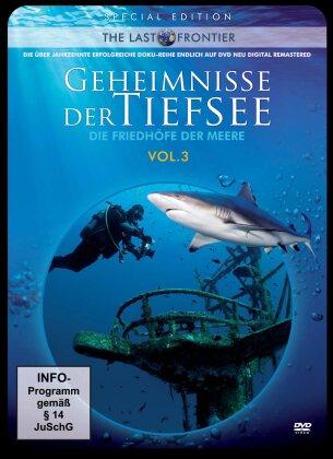 Geheimnisse der Tiefsee - The Last Frontiers - Vol. 3 (Special Edition Metallbox 3 DVDs)
