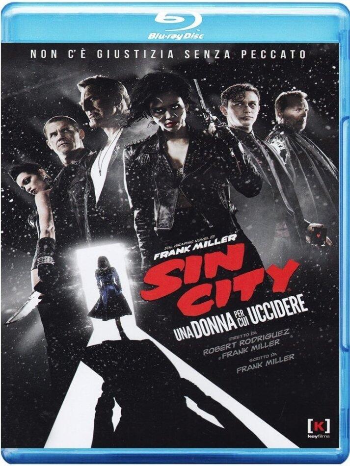 Sin City 2 - Una donna per cui uccidere (2014)