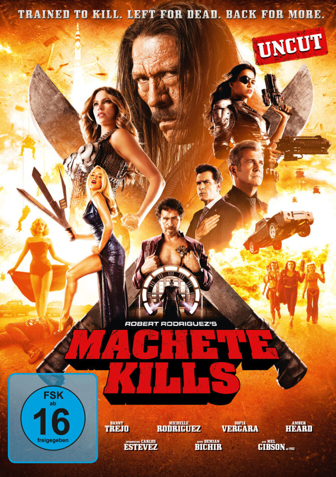 Machete Kills (2013) (Uncut)