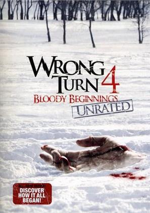 Wrong Turn 4 - Bloody Beginnings (2011) (Unrated)