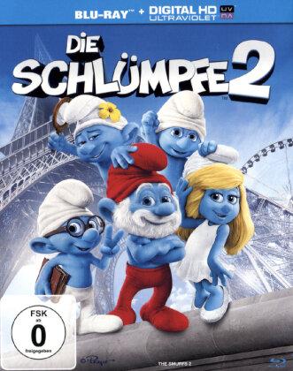 Die Schlümpfe 2 (2013) (4K Mastered)