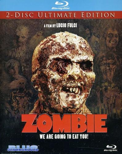 Zombie (1979) (Ultimate Edition, 2 Blu-rays)
