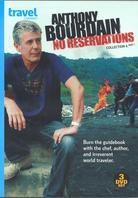 Anthony Bourdain - No Reservations Collection 6.1 (3 DVDs)