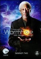 Through the Wormhole with Morgan Freeman - Season 2 (2011) (2 DVDs)