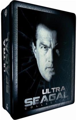 Ultra Seagal Collection - Piège à grande vitesse / Nico / Echec de mort / Hors limites / Justice Sauvage / Menace Toxique / L'ombre blanche / Terrain miné (Coffret Métal, 8 DVDs)