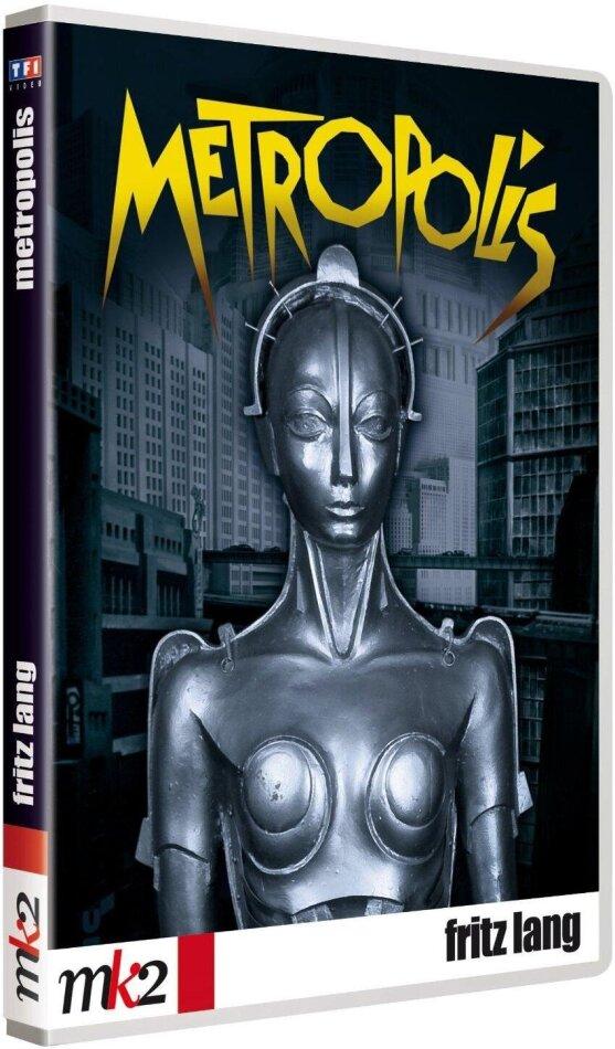 Metropolis (1927) (MK2, Director's Cut, s/w)
