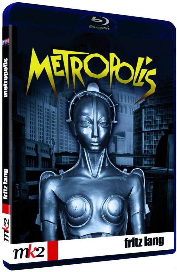 Metropolis (1927) (MK2, Director's Cut)