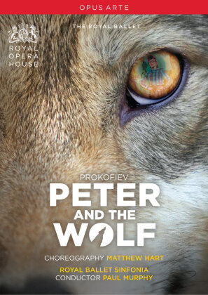 Royal Ballet School, Royal Ballet Sinfonia, … - Prokofiev - Peter and the Wolf (Opus Arte)