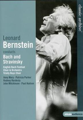 English Bach Festival Choir & Orchestra, … - Bach / Stravinsky (Classic Archive, Idéale Audience, BBC)