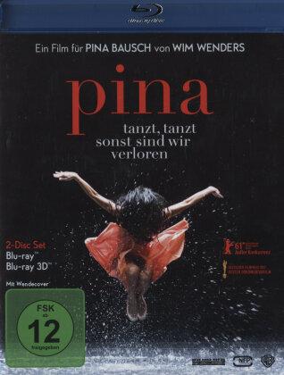 Pina - Tanzt, tanzt, sonst sind wir verloren (2011) (Blu-ray 3D + Blu-ray)