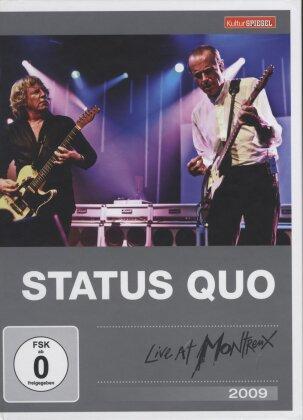 Status Quo - Live at Montreux 2009 - Pictures (Kulturspiegel)
