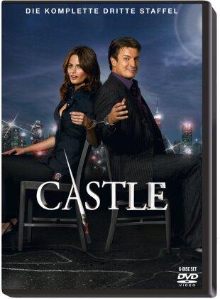Castle - Staffel 3 (6 DVDs)