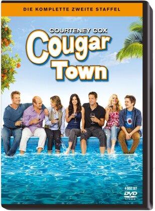 Cougar Town - Staffel 2 (4 DVDs)